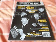 Cinema Retro 30 - NEW - The Beatles Hard Days Night, Richard Lester