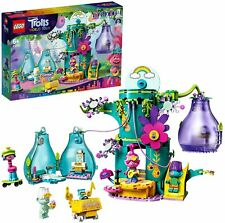 LEGO - TROLLS WORLD TOUR - 41255 -  Festa al Villaggio Pop con 5 Minifigure