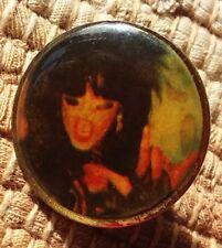 Nikki Sixx Motley Crue pin badge