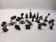 Vintage Die Cast Lot Of 22 Miniature Pencil Sharpeners