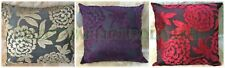 """FLORAL SCATTER CUSHIONS OR COVERS  - 18"""" x 18"""" Luxury Feel"""
