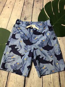 Janie and Jack Boy's swim trunks Size 4