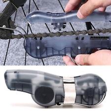 Bike Cycling Chain Cleaner Bike Cleaning Machine Brushes Bicycle Wash Tool