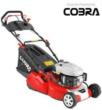 "Cobra RM46SPCE 18"" Electric Start Self Propelled Rear Roller Petrol Lawn mower"