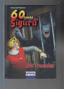60 Jahre Sigurd Nummer 7 + 8 zusammen OVP Die Fremden + In Druides Arena Neu