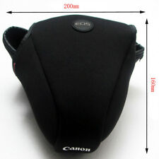 Neoprene Soft Pouch Camera DSLR Protector Carrying Cover Case Bag for Canon S