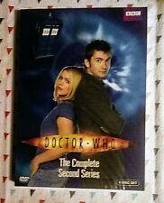 New! Doctor Who: The Complete Second Series *Season 2*. 6-Disc Set. Ships Free