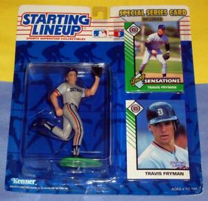 1993 TRAVIS FRYMAN Detroit Tigers NM Rookie *FREE_s/h 1st & only Starting Lineup