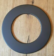Praktikus Rohrrosette Kunststoff 18 mm silber
