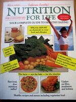 Nutrition For Life your complete guide to Healthy Eating Catherine Sanelby's pb
