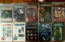 10 Sandman Comic Book Lot Neil Gaiman