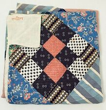 Vintage Wartime Quilt Signed From American Red Cross York County PA Chapter