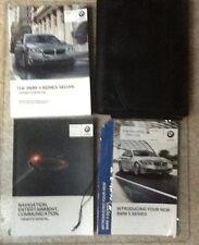 2015 15 BMW 5 Series Sedan Owners Manual