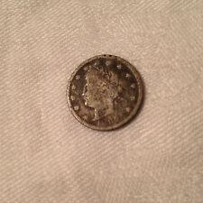 1889 US Liberty Head Nickel Coin