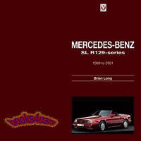 MERCEDES SL LONG BOOK R129 SERIES