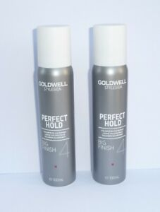 Goldwell Nouveau Design Stylesign Perfect Hold Grand Finition Volume Laque Pour