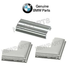 For BMW E21 77-83 320i Set of 2 Rear & Front Windshield Mouldings Joint Genuine