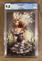 SOLD OUT: THEORY OF MAGIC #1 - SABINE RICH EXCLUSIVE VARIANT - CGC 9.8