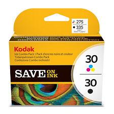New Genuine Kodak Original 30 Combo Pack Black/Colour Ink Cartridges (8039745) 5