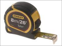 Stanley Tools - Pocket Tape 8m / 26ft (Width 25mm) Loose - 1-30-656