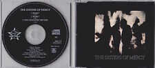 Sisters Of Mercy - More - Scarce 1990 3 track CD