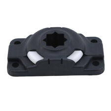 Kayak Mount Fishing Rod Holder With Cap Gasket Base For Fishing Rod Accessory Z