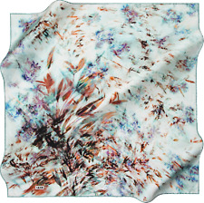 Exceptional CLEARANCE SALE 100% Silk High Quality Elegant Scarf Rare Pattern