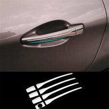 Door Handle Cover Styling For Peugeot 2008 3008 207 308 407 For Citroen C4 C6
