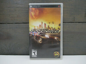 Need for Speed Undercover (Sony PSP, 2008)