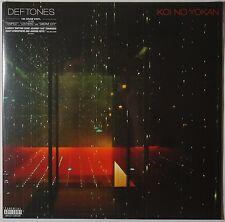 Deftones - Koi No Yokan LP 180g vinyl NEU/SEALED gatefold sleeve