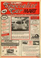 Specialist Car Mart August 1987 - Classic & Collectors