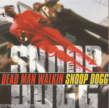 SNOOP DOGG - Dead Man Walkin (UK 12 Track CD Album)