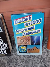 Das Buch der 1000 Fragen und Antworten, von Nikolaus Lenz, aus dem Loewe Verlag
