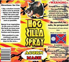Acorn Scented Hog Attractant