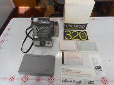 Vintage Polariod Model 320 Land Camera