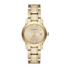 BU9134 Burberry Light Champagne Dial Light Gold-tone Ladies Watch