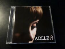 CD ALBUM - ADELE - 19