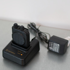 Motorola Minitor 4 Minitor Iv Pager with Charger