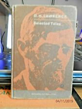 D.H.LAWRENCE SELECTED TALES EDITED BY IAN SERRAILLIER REPRINT 1967