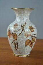 Schumann Vase Musterexemplar 60er Selten  Diamand Craquelle