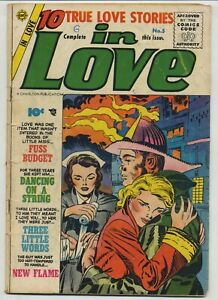 In Love 5 Kirby Cover
