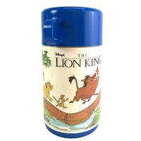 Vintage Disney Aladdin Thermos The Lion King Simba Timon Pumba