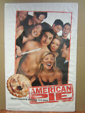 Vintage 1999 American Pie poster comedy movie  3680