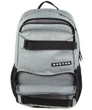 Zaino Burton Treble Yell Pack 21L Heather Grey BackPack Snowboard Laptop Borsa