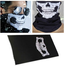 Skeleton Ghost Skull Face Mask Biker Balaclava Call of Duty COD Costume Game~1Pc