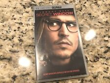 Secret Window Movie [UMD for PSP], (PSP) Tested!