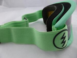 Electric EG1K Youth Snow Goggle C Foam - Bronze/Silver Chrome Lens