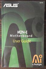 Asustek Computer Asus M2N-E Motherboard User Guide 2006