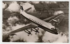 VISCOUNT 814: Official Lufthansa postcard (C13146)