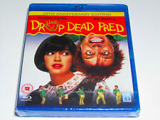 DROP DEAD FRED BLU-RAY 25th ANNIVERSARY EDITION NEW SEALED IMPORT